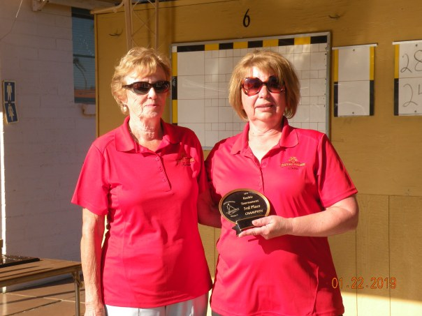 2019 Rookie Tournament - Championship - 3rd - Debbie Marohn, Royal Palms.JPG