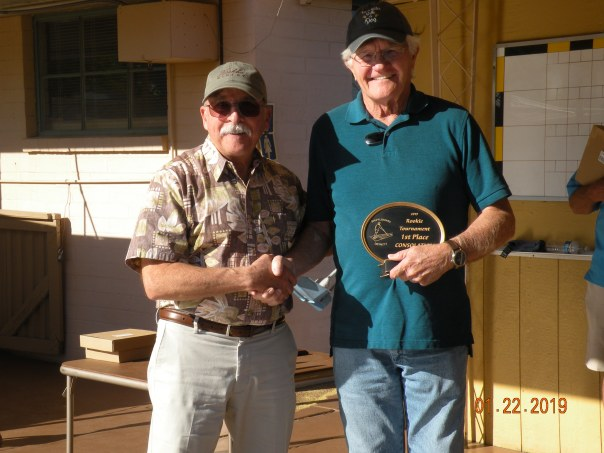 2019 Rookie Tournament - Consolation - 1st - Fred Snow, Palm Desert Greens.JPG