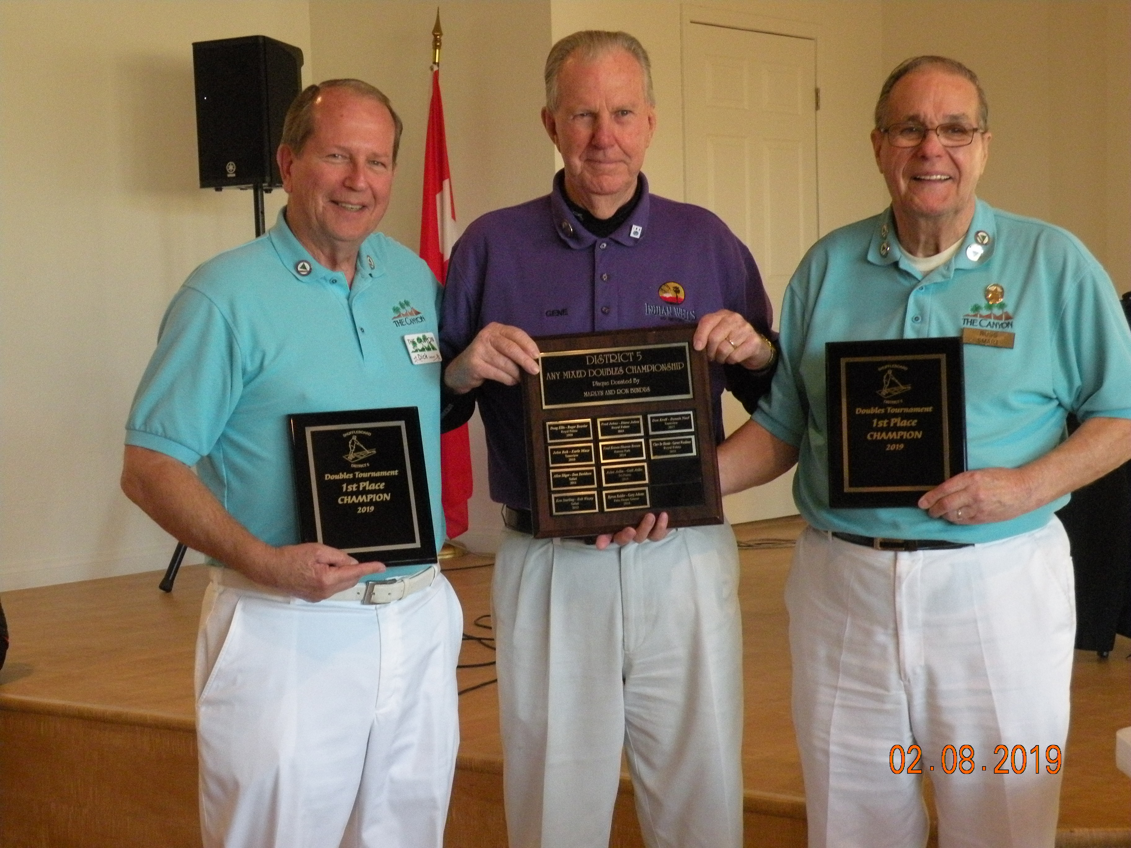 Dick Seburn & Russel Smart Champions.JPG