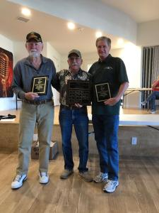 Bill Rindone & Chuck Gerock, Champions Any Doubles Tournament